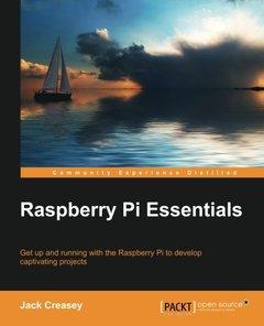 Raspberry Pi Essentials (Paperback)-cover
