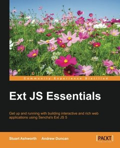 Ext JS Essentials-cover