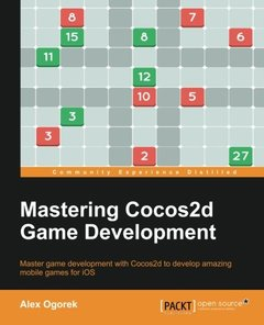 Mastering Cocos2d Game Development-cover
