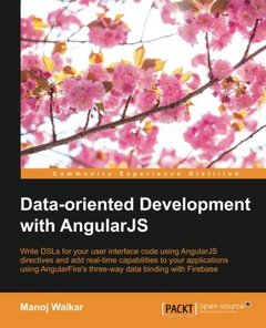 Data-oriented Development with Angularjs-cover