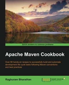 Apache Maven Cookbook-cover