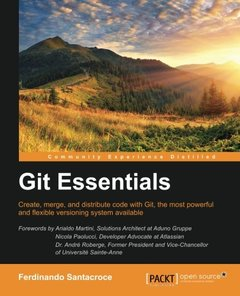 Git Essentials (Paperback)-cover