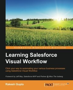 Learning Salesforce Visual Workflow-cover