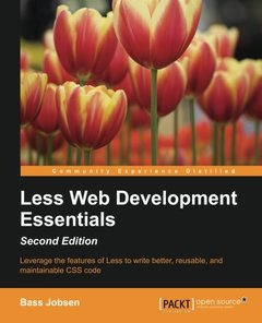 Less Web Development Essentials,  2/e(Paperback)-cover