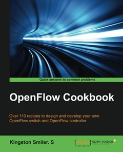OpenFlow Cookbook (Paperback)-cover