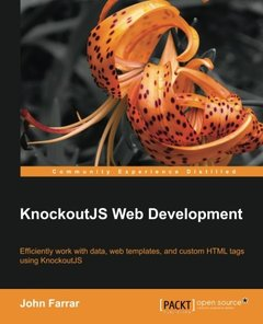 KnockoutJS Web Development-cover