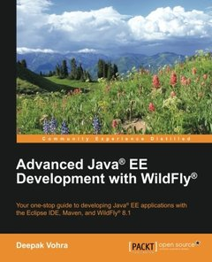 Advanced Java® EE Development with WildFly®-cover