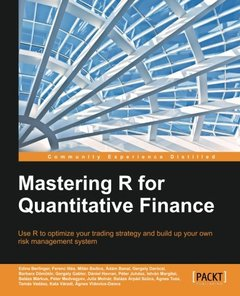 Mastering R for Quantitative Finance-cover