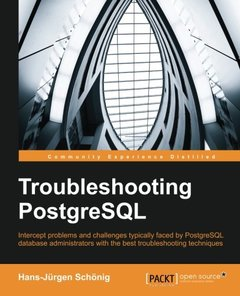 Troubleshooting PostgreSQL-cover