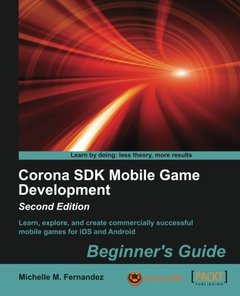 Corona SDK Mobile Game Development Beginners Guide,  2/e(Paperback)-cover