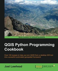 QGIS Python Programming Cookbook-cover