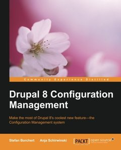Drupal 8 Configuration Management-cover
