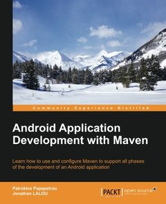 Android Application Development with Maven-cover