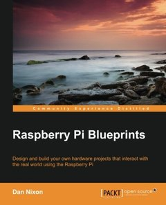 Raspberry Pi Blueprints-cover