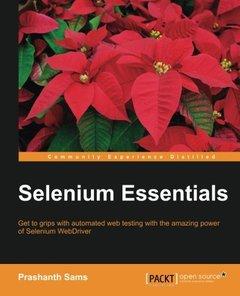 Selenium Essentials-cover