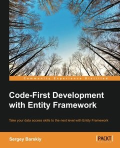 Code-First Development with Entity Framework-cover