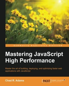 Mastering JavaScript High Performance-cover