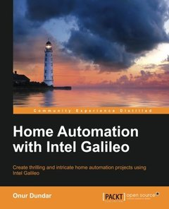 Home Automation with Intel Galileo-cover