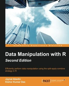 Data Manipulation with R,  2/e(Paperback)-cover