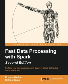 Fast Data Processing with Spark,  2/e(Paperback)-cover