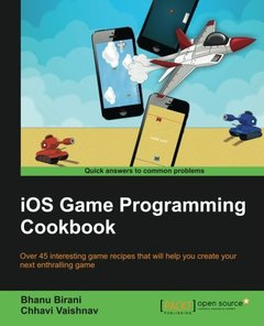 iOS Game Programming Cookbook-cover