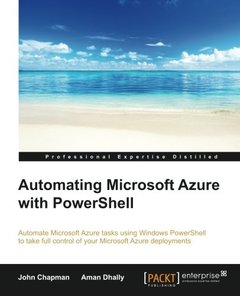 Automating Microsoft Azure with Powershell-cover