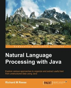 Natural Language Processing with Java (Community Experience Distilled)-cover