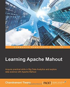 Learning Apache Mahout-cover