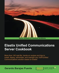 Elastix Unified Communications Server Cookbook-cover