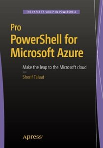 Pro PowerShell for Microsoft Azure (Paperback)-cover