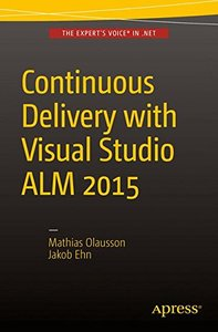 Continuous Delivery with Visual Studio ALM  2015 (Paperback)-cover