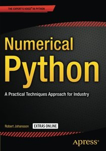 Numerical Python: A Practical Techniques Approach for Industry (Paperback)-cover