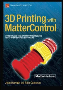 3D Printing with MatterControl (Paperback)-cover