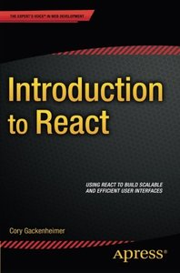 Introduction to React (Paperback)-cover