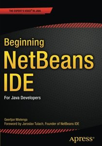 Beginning NetBeans IDE: For Java Developers (Paperback)-cover