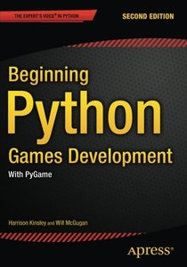Beginning Python Games Development : With PyGame, 2/e (Paperback)-cover