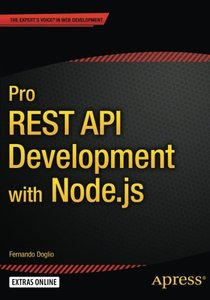 Pro REST API Development with Node.js (Paperback)