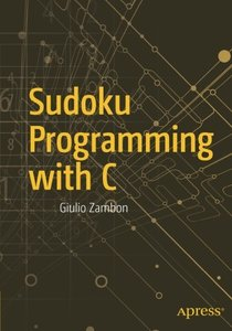 Sudoku Programming with C (Paperback)-cover