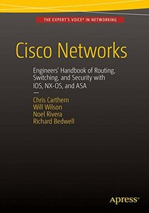 Cisco Networks: Engineers' Handbook of Routing, Switching, and Security with IOS, NX-OS, and ASA (Paperback)-cover
