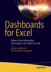 Dashboards for Excel (Paperback)
