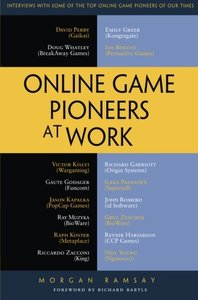 Online Game Pioneers at Work (Paperback)-cover