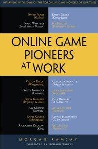 Online Game Pioneers at Work (Paperback)-cover