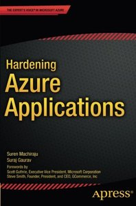 Hardening Azure Applications (Paperback)-cover