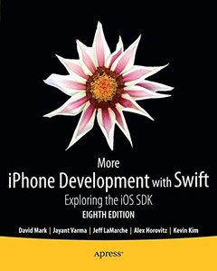 More iPhone Development with Swift: Exploring the iOS SDK (Paperback)-cover