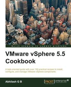 VMware vSphere 5.5 Cookbook-cover