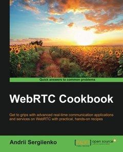 WebRTC Cookbook-cover