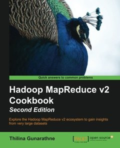 Hadoop MapReduce v2 Cookbook,  2/e(Paperback)-cover