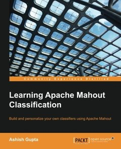 Learning Apache Mahout Classification-cover
