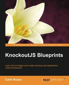 KnockoutJS Blueprints-cover