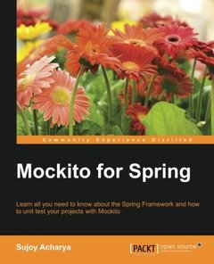 Mockito for Spring-cover